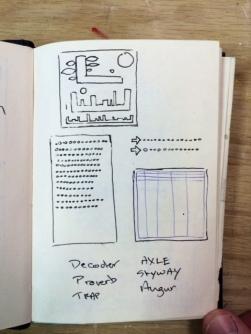 MM sketchbook