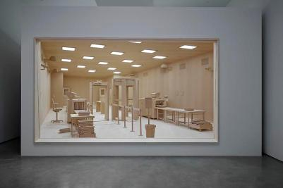 Roxy Paine Checkpoint
